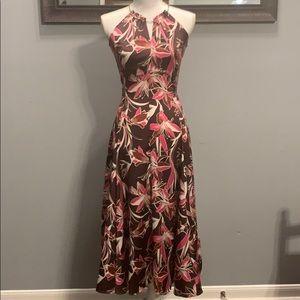 Bar III halter dress